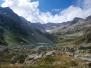 Wanderurlaub 2014 Piemont & Südtirol: Tag 8