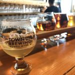 Townsite Brewery Powell River BC Canada
